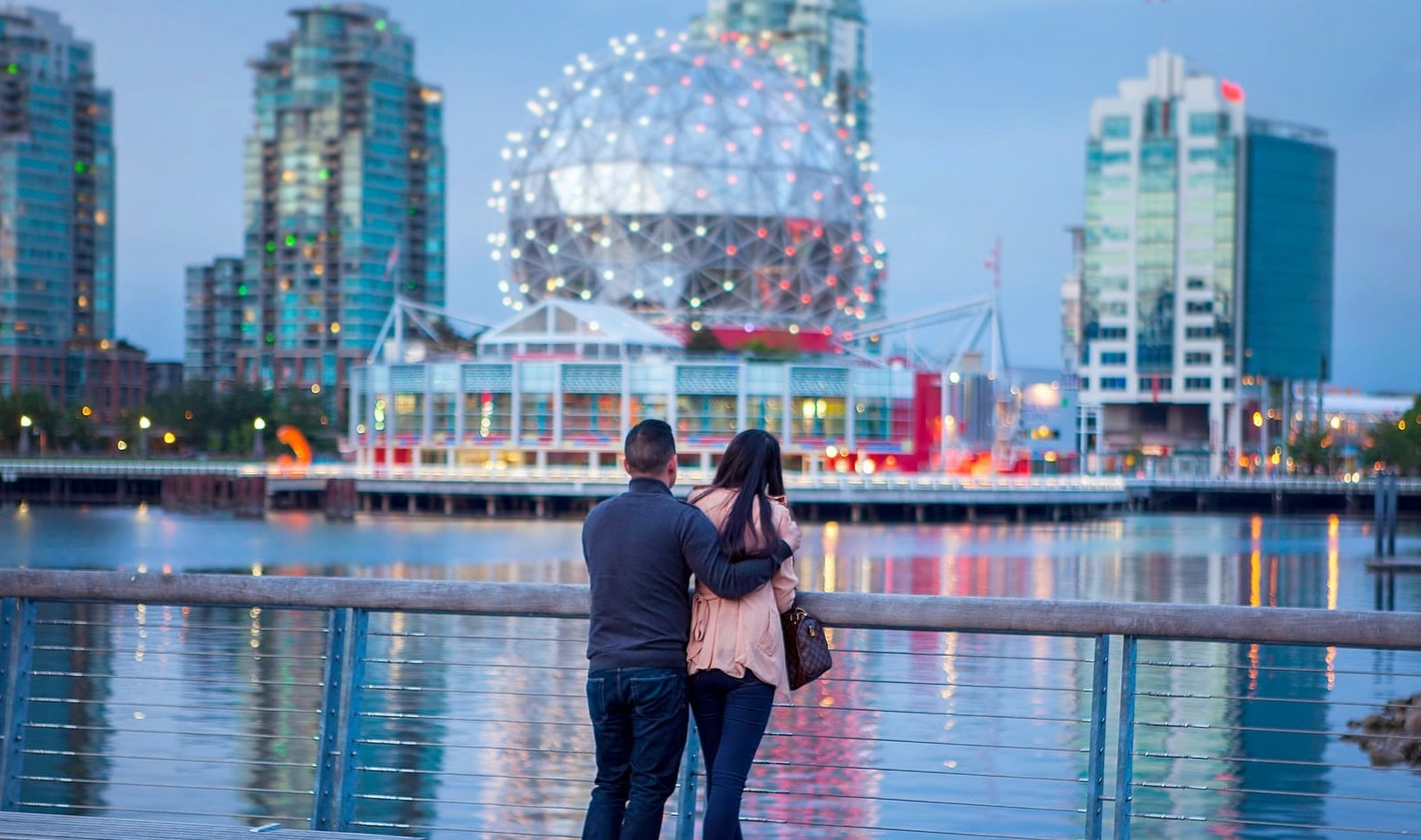 The Fascinating History Behind The Iconic Science World ...