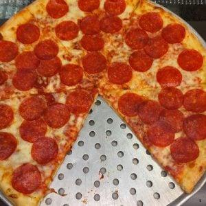 pumpkin spice pizza