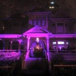 Haunted House At Barclay Manor Vancouver 2017