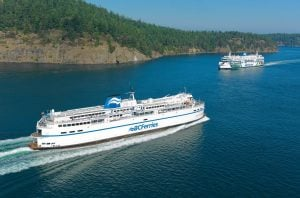 BC Ferries / Debit Card Payment