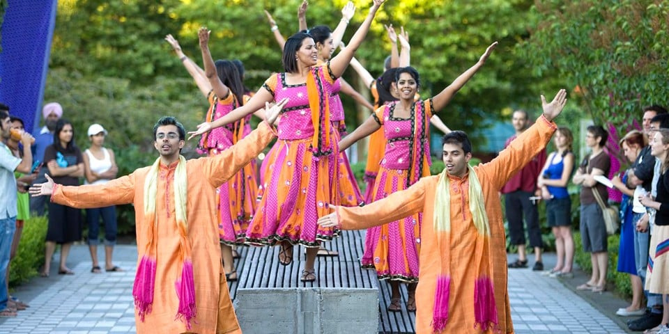 South Asian Arts