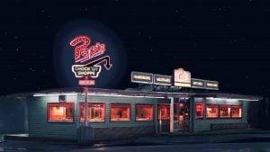 Get A Free Milkshake At The Riverdale Pop-Up Diner In Vancouver This Week