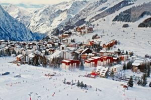 $600 Million Ski Resort Proposed For Hope, British Columbia