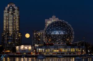 Harvest Moon Vancouver