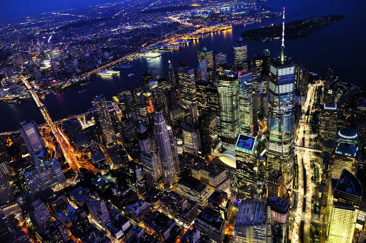 New York / Cheapest Places to Travel