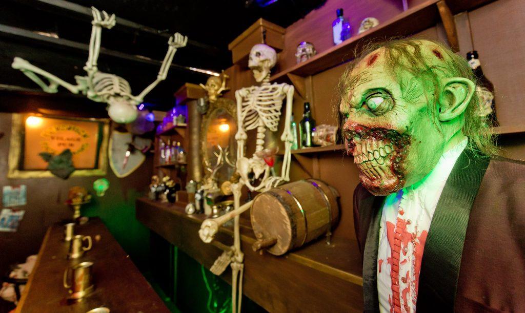 Surrey Halloween Events