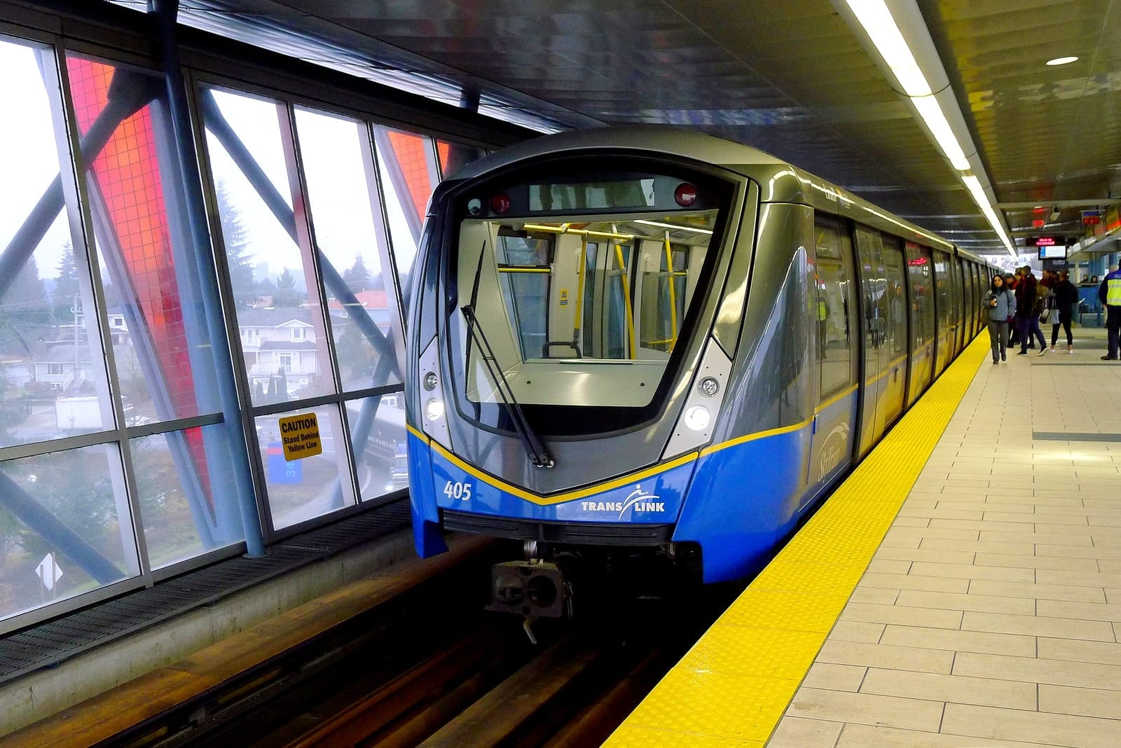 Vancouver translink bus-7344