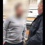 Raging Man Shouts Slew Of Horrific Insults At Vancouver Police Officer (VIDEO)