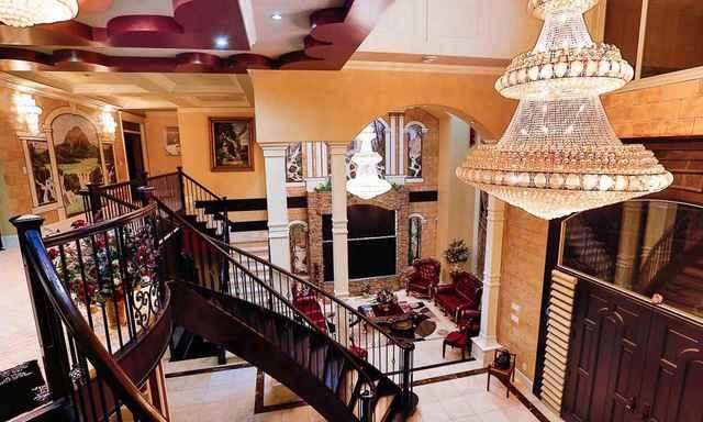 Surrey Mansion