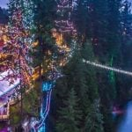 Canyon Lights North Vancouver 2018
