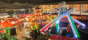 The Vancouver Christmas Market Is Now Open For The Holiday Season (Photos)