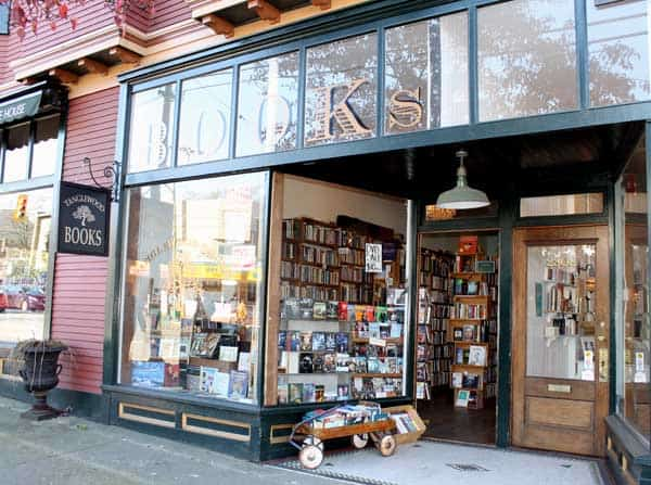 Bookstores In Vancouver