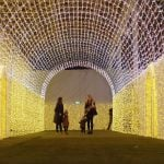 The Glow Christmas Light Garden And Market Opens This Friday