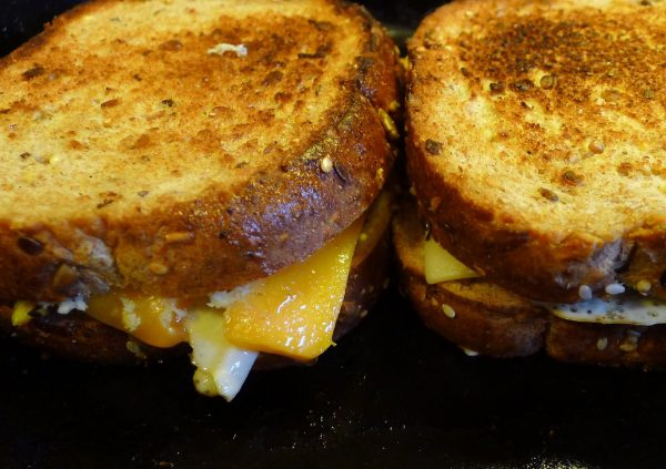 grilled cheese sandwich vancouver