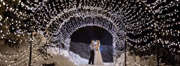 Winter Wedding Venues BC
