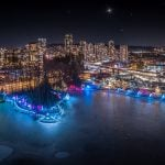 Lights At Lafarge Debuts This Weekend In Coquitlam With Over 100,000 Twinkling Lights
