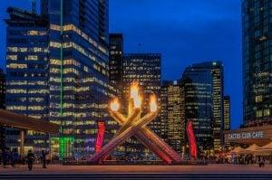 Vancouver hook up spots