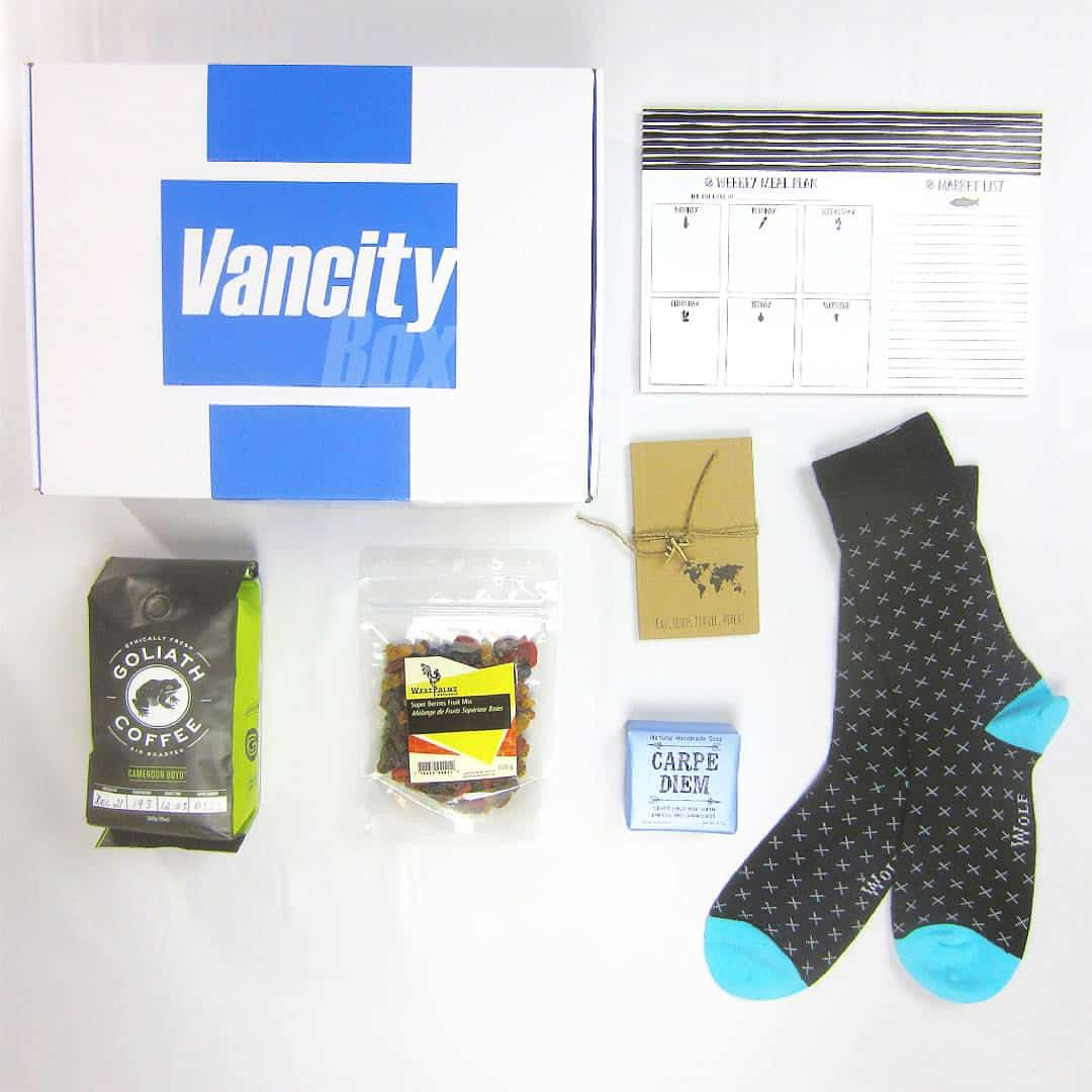 Canadian Subscription Boxes