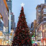 Vancouver Christmas Tree Lighting 2017