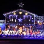 See Over 44,000 Lights At The Wish Upon A Star Christmas Light Display