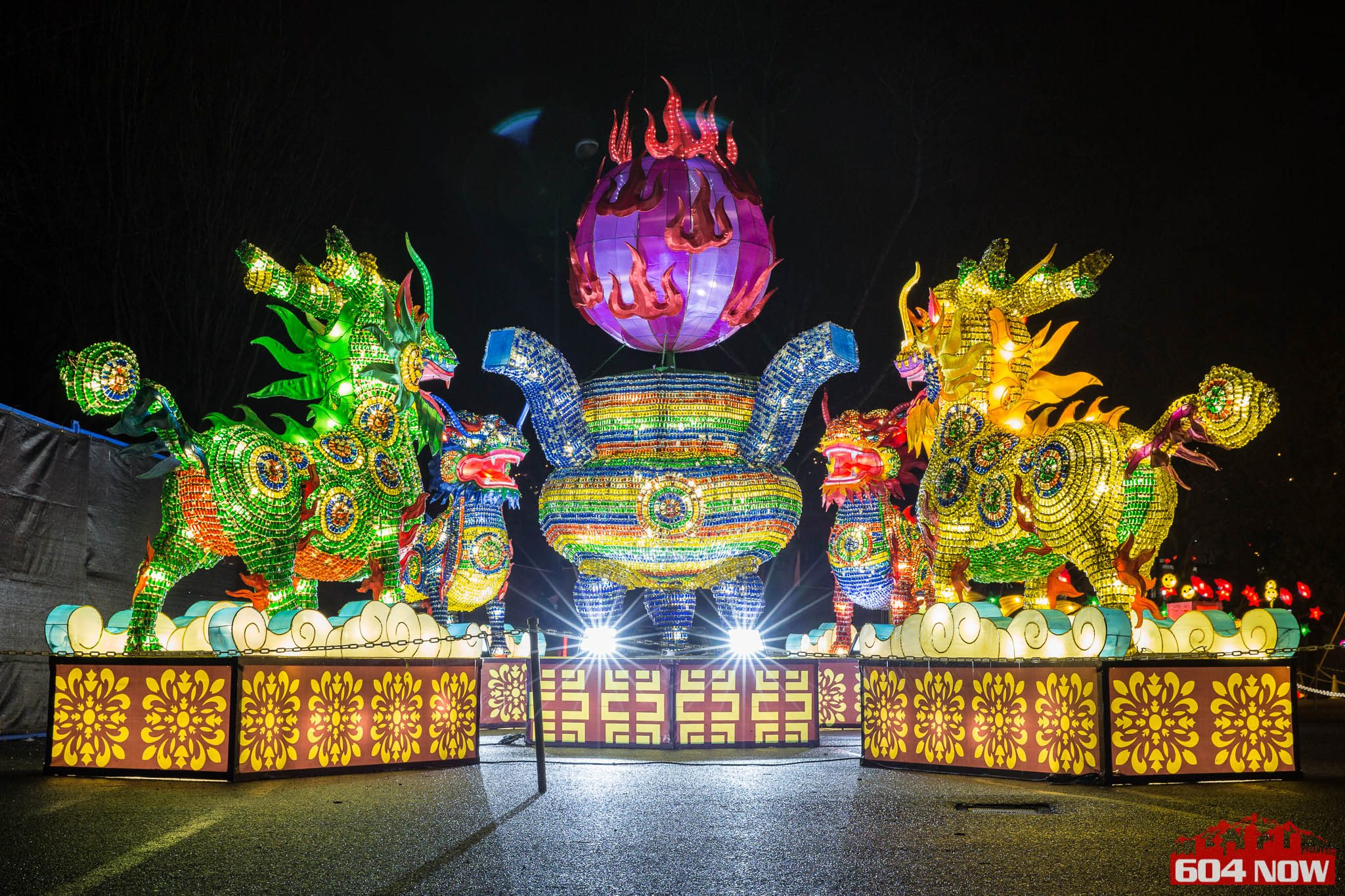 Vancouver Chinese Lantern Festival