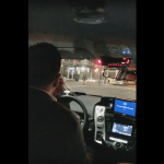 Vancouver Taxi Driver Refuses To Take Man To New Westminster (Video)