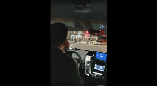 Vancouver Taxi Driver