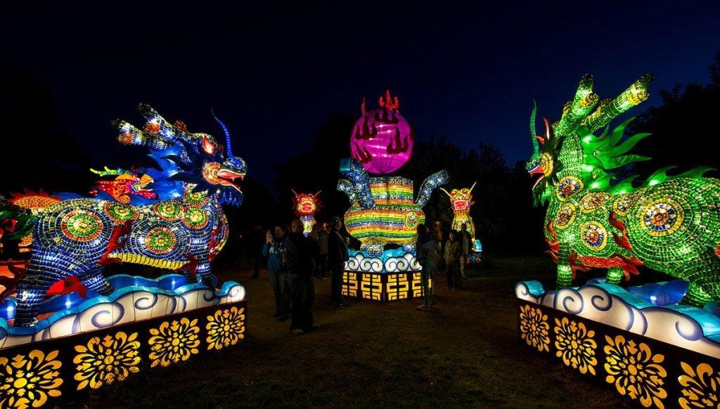 Vancouver Chinese Lantern Festival