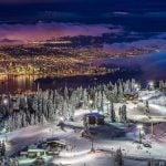 Grouse Mountain Full Moon & New Moon Tours 2019