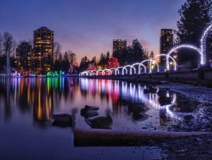 Vancouver Holiday Light Displays