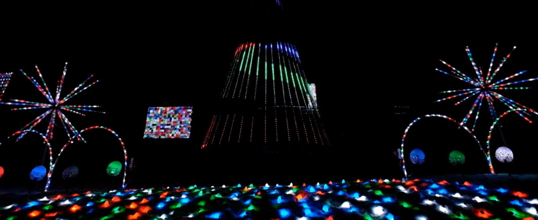 Laberge Christmas Lights