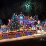 Chalet Lights Charity North Vancouver 2018