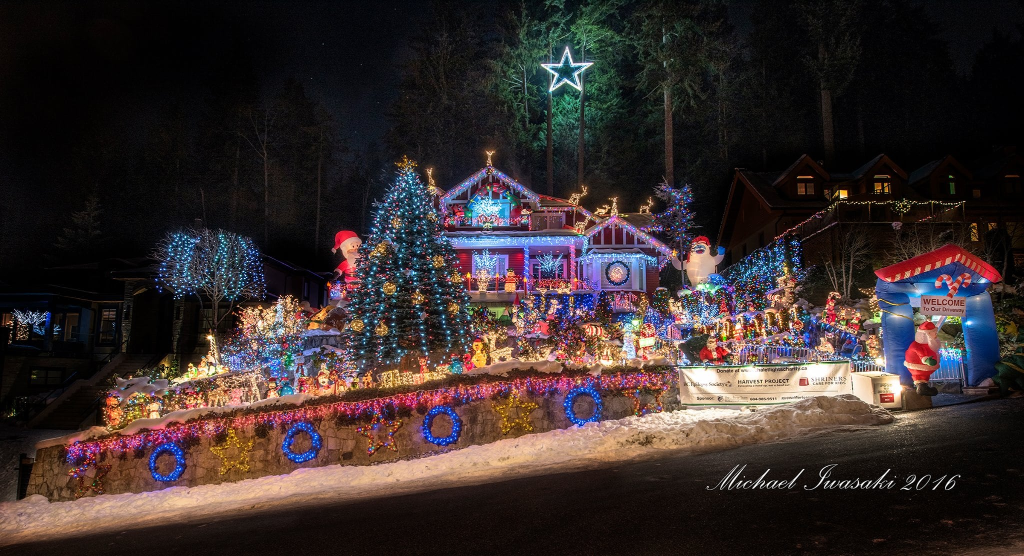 Chalet Lights Charity