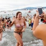 Vancouver Polar Bear Swim 2018