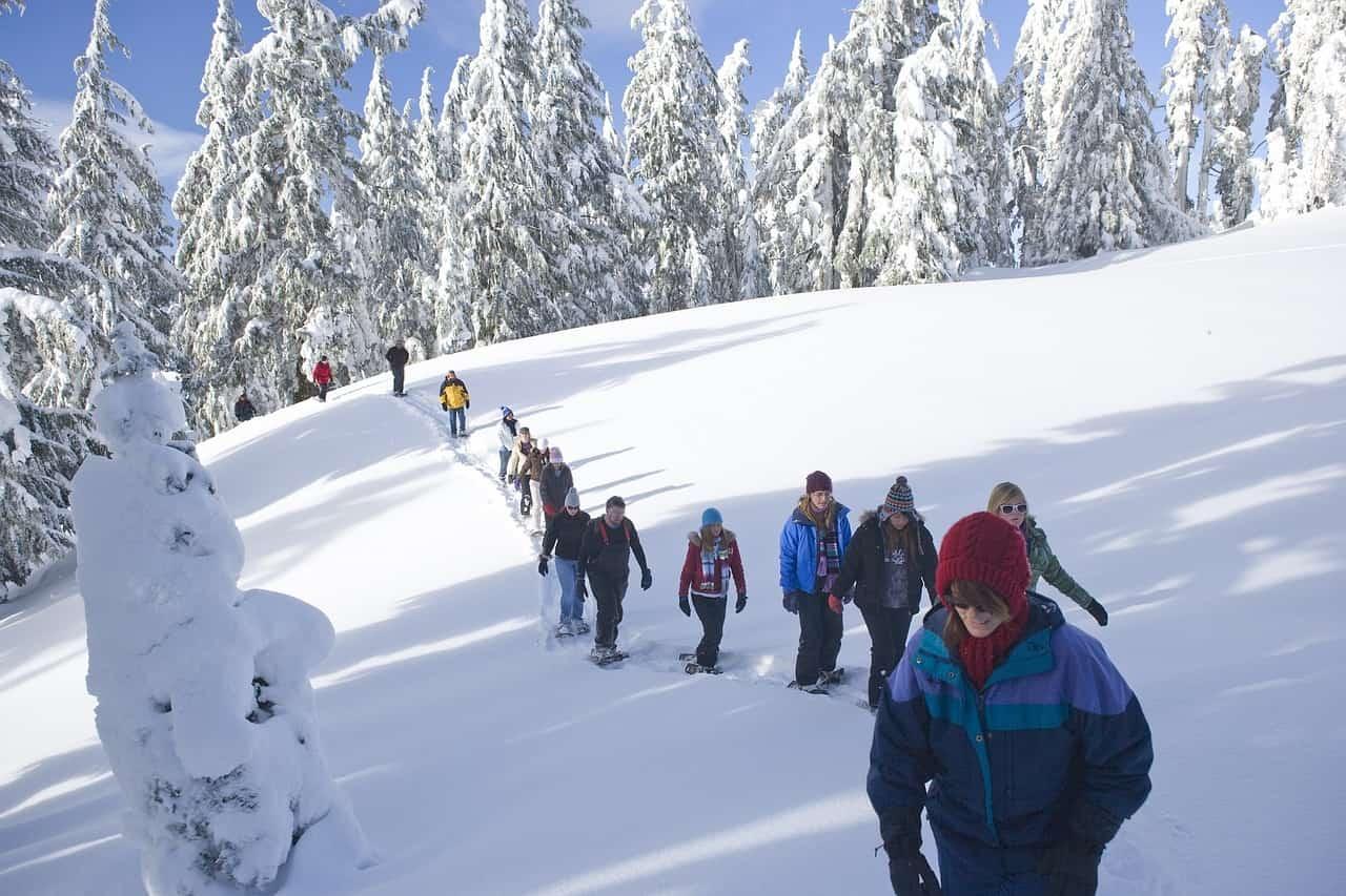 Mountain Activities In Vancouver