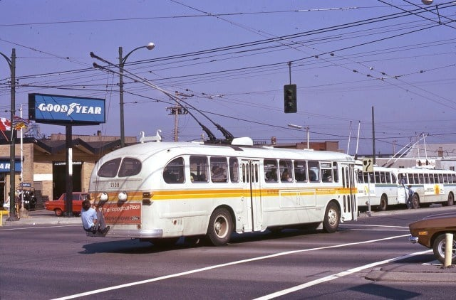 vancouver buses