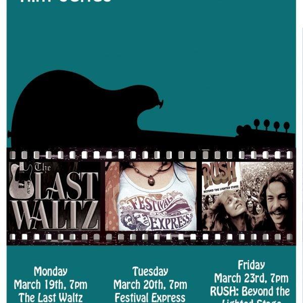 Rockumentary Film Series