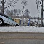 Snow Crisis: Richmond RCMP Attend 22 Collisions in 24 Hours