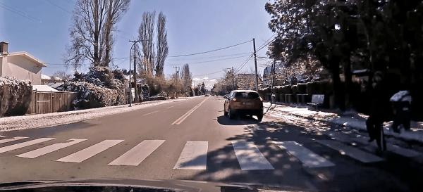 dashcam crosswalk richmond