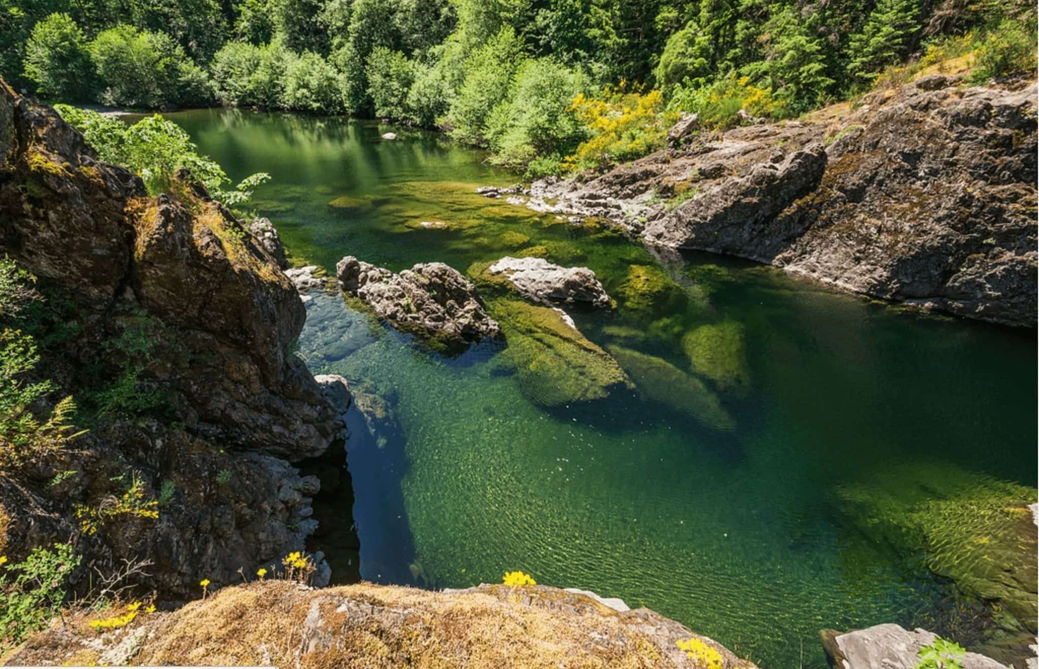 Vancouver Island Best Swimming Holes