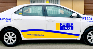 Uber Service In B.C. Isn't A Thing (Yet), But Kuber Is
