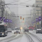 Triple Threat: Metro Vancouver Forecast Calling For Snow, Hail And Thunder