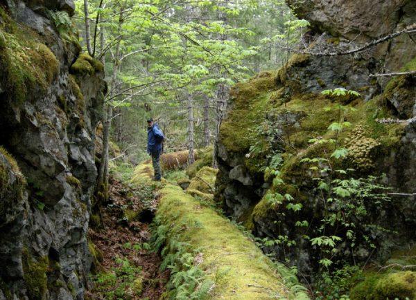 sooke flow line trail