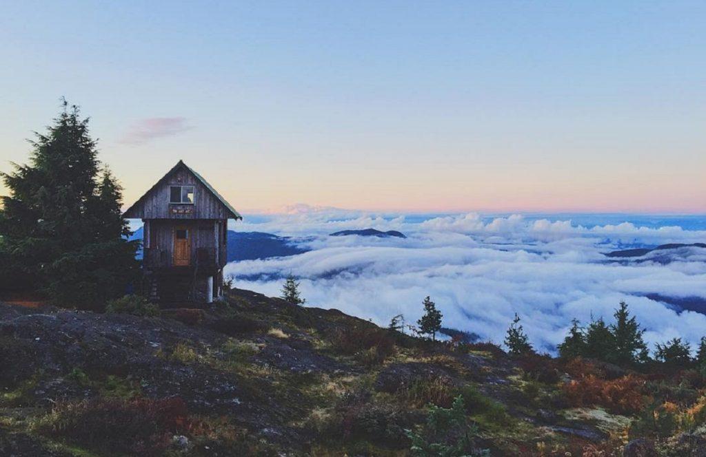tin hat cabin