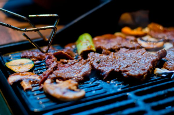 korean BBQ surrey