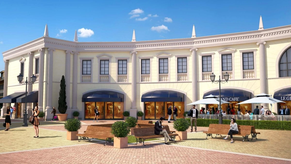 McArthurGlen Designer Outlet Announces New Stores Opening This Summer