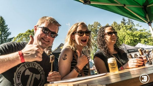 Fort Langley Beer and Food Festival
