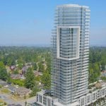 North Delta Might Get Two More Towering Highrises On Scott Road