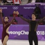 Rock The Rink With Tessa Virtue & Scott Moir At The Abbotsford Centre