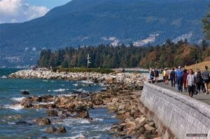 vancouver weather / Stanley Park